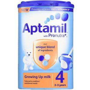 Aptamil 4 [2+ years] – 900g