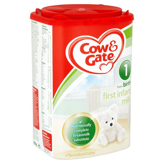 Cow Amp Gate 1 First Infant Milk 0 6 Months 900g Made In