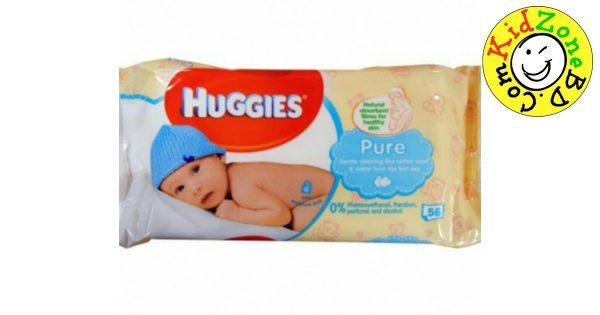 Huggies Wet Wipes UK