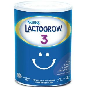 LactoGrow 3: Active Grow Formula [1-3 years] – 1.8kg