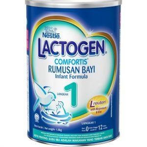 Lactogen 1: Infant Formula [0-12 months] – 1.8kg