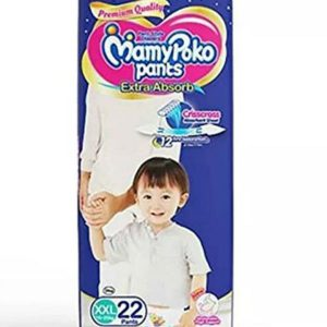 MamyPoko Pants Diapers XXL (15-25 kg) – 22 pcs