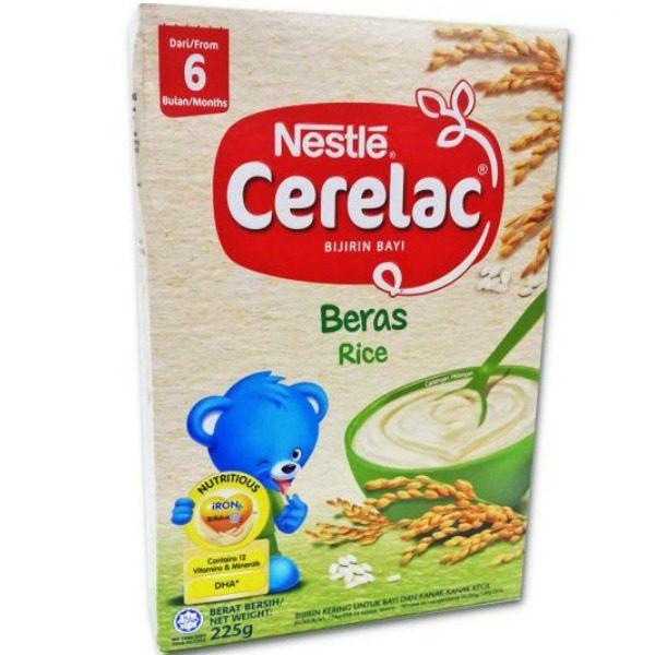 Nestle Cerelac Rice 225g