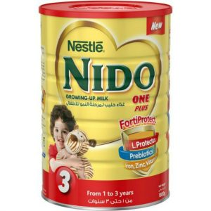 Nido One Plus (1-3 years) – 1800g