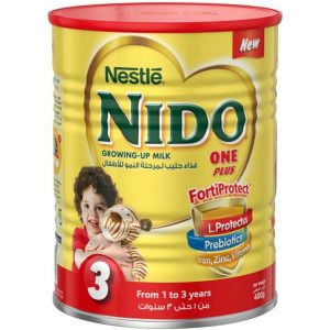 Nido One Plus (1-3 years) – 400g