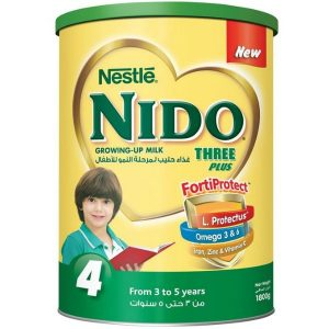 Nido Three Plus 1800g