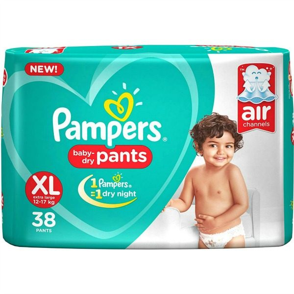 Pampers Pants XL 38pcs