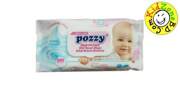 Pozzy wet wipes