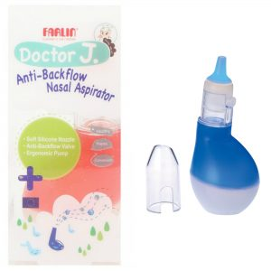 Farlin Anti Backflow Nasal Aspirator