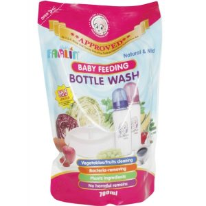 Farlin Baby Feeding Bottle Wash Refill Pack 700ml