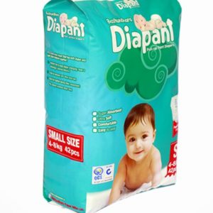 Diapant Small (4-8kg) 42-pc pack