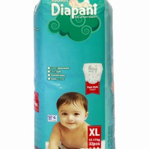 Diapant XL (12-17kg) 32-pc pack