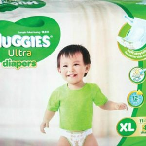Huggies Ultra Diapers XL (11-16 kg) – 44pcs
