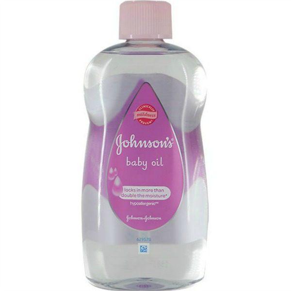 Johnson's Baby Oil 300mlItaly