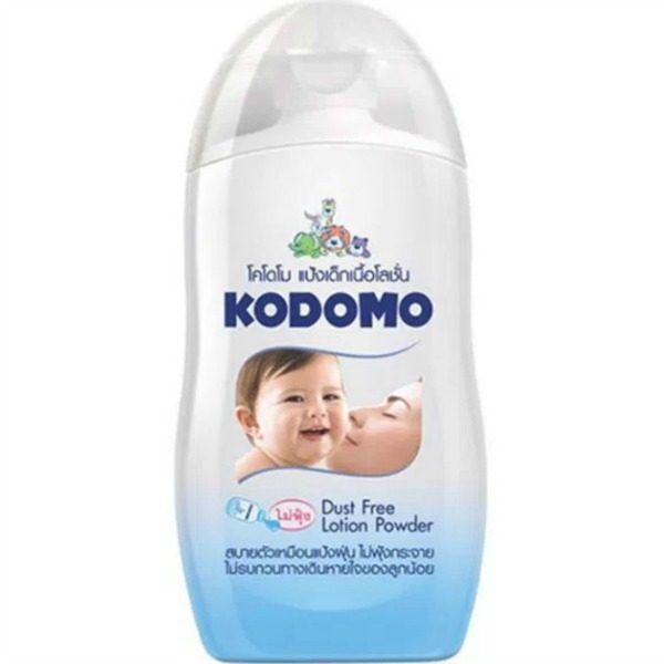 Kodomo Dust Free Lotion Powder