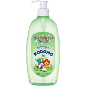 Kodomo Hair and Body Wash- 400ml