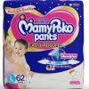 MamyPoko Pants Diapers Large 62pcs