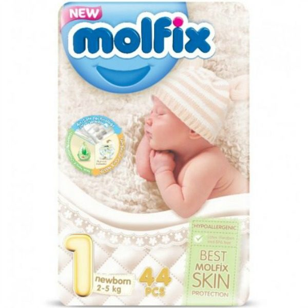 Molfix 1 Newborn Diapers