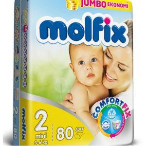 Molfix 2 80 pcs