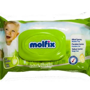 Molfix Wet Wipes – 60pcs