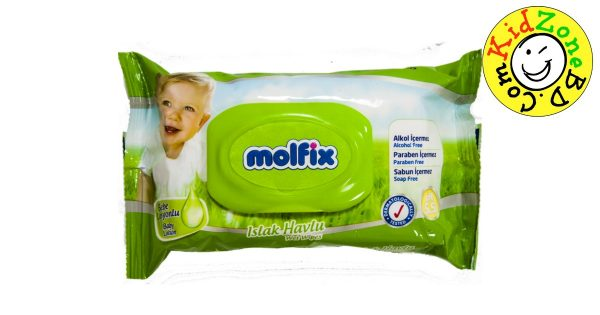 Molfix wet wipes