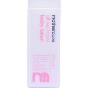 Mothercare All We Know Baby Lotion – 300ml