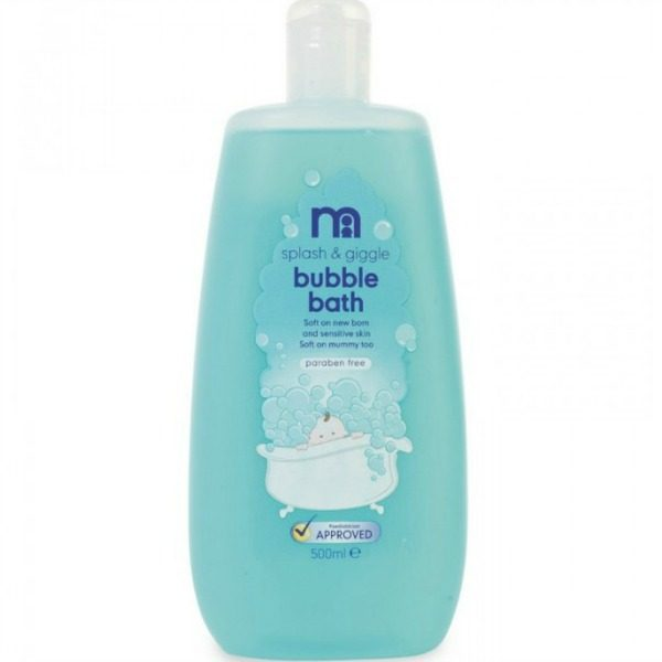 Mothercare Splash and Giggle Bubble Bath