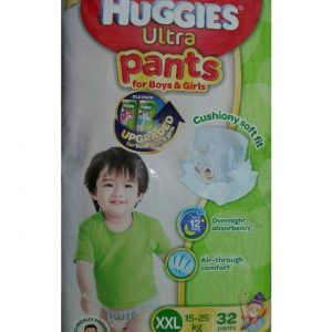 Huggies Ultra Pants Boys & Girls XXL (15-25kg)