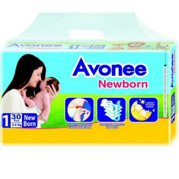 Avonee Diapers Newborn