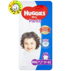 Huggies Dry Pants XXL (15-25 kg)