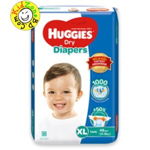 Huggies Diapers Dry XL (11-16 kg)