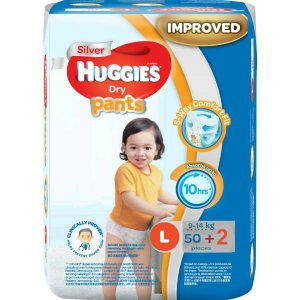 Huggies Dry Pants Large (9-14 kg)