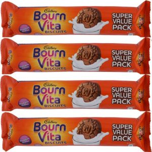 Cadbury Bournvita Pro Health Vitamins Chocolate Biscuits
