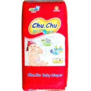 Chu Chu Diapers Large (9-14kg) – 36pcs