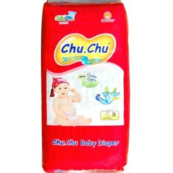 Chu Chu Diapers Large