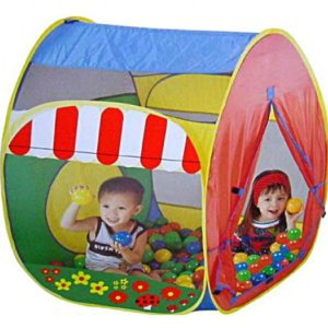 Farlin Baby Magic Ball House With 100 Balls