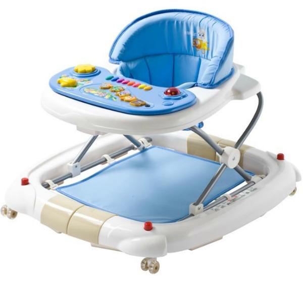 Farlin 2 In 1 Baby Walker Cum Rocking Chair Kidzonebd