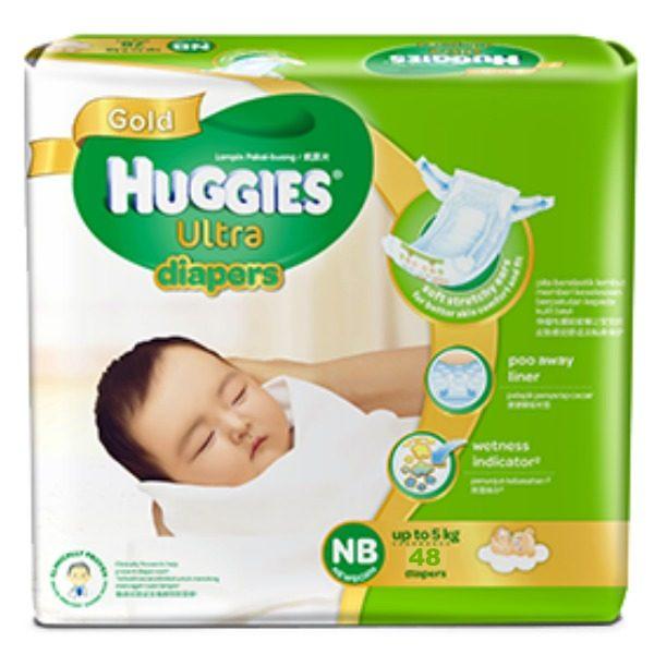 Huggies Ultra Newborn