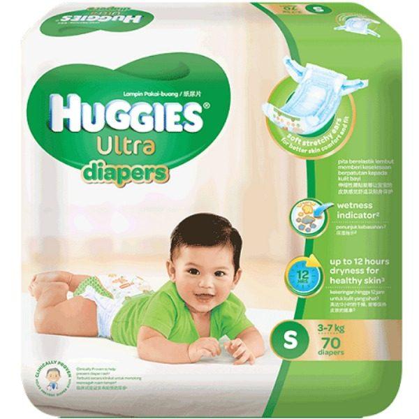 Huggies Ultra Small