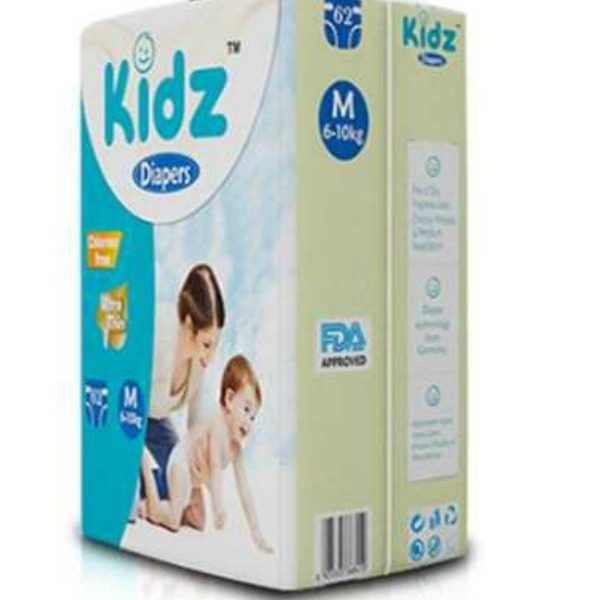 Kidz Diapers Medium