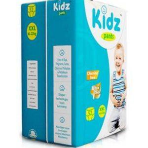 Kidz Pants Ultra Thin Diapers XXL (16-22kg) – 52 pcs