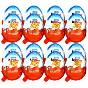 Kinder Joy Chocolates for Boys or Girls 20g – 16 Pieces