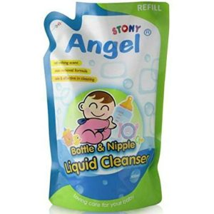 Stony Angel Bottle & Nipple Liquid Cleanser – 500ml (Refill pack)