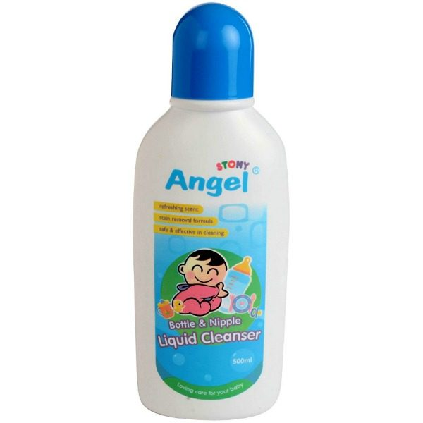 Stony Angel Bottle and Nipple Liquid Cleanser (500ml)