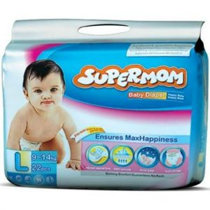 SumperMom Diapers Large