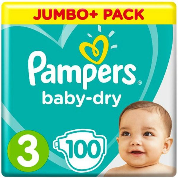 UK Pampers 3