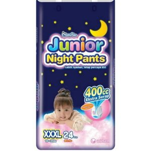 MamyPoko Pants XXXL (18-35 kg) – 24pcs (for Girls)