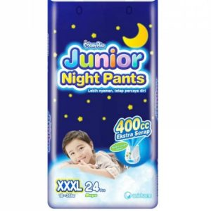 MamyPoko Pants XXXL (18-35 kg) – 24pcs (for Boys)