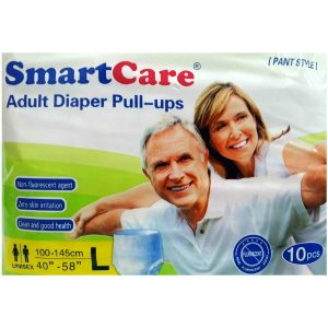 SmartCare Adult Diaper Large (40-58 inches)