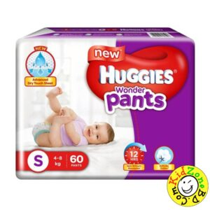 Huggies Wonder Pants Small (4-8 kg) – 60pcs